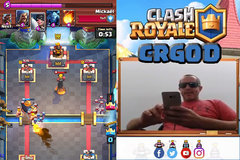 Per Hour: I Will Stream You Pushing Ladder on Clash Royale