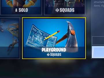 One-Time: I Will 1v1 You In Playground Mode!