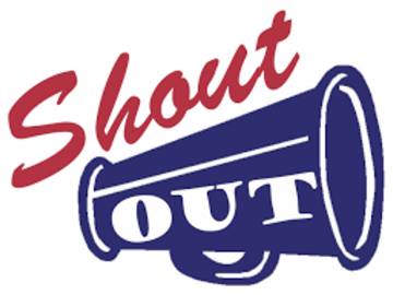 One-Time: Shout Out