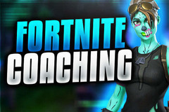 Per Hour: I Will Be Your Fortnite Coach