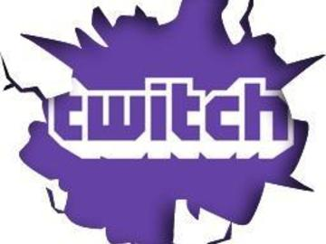 One-Time: Twitch SHOUTOUT