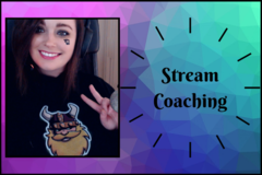 Per Hour: Stream Coaching 1 on 1
