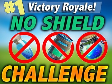 One-Time: No Shields Challenge