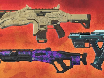 One-Time: APEX - Drop weapons