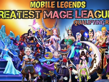 One-Time: Use a Mage hero in a 5v5 Mobile Legend Battle