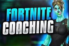 Per Half an Hour: Fornite Coaching