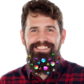One-Time: Ornaments in Beard