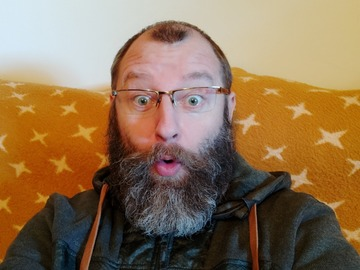One-Time: I will shave my beard