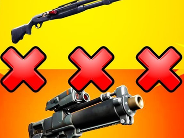 One-Time: Weapon Challenge