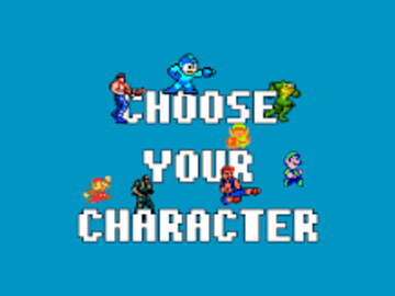 One-Time: Pick a character for me to play next round