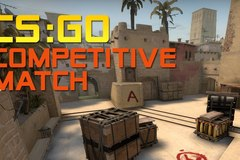 One-Time: Play a CS:GO Competitive Game with Me