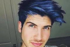 One-Time: Dye my hair Blue :)