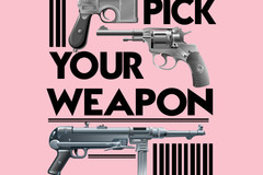 Per Day: Pick my weapon!