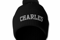 Per Day: Charles Bobble Hat