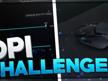 One-Time: Mouse DPI Challenge