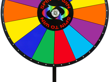 One-Time: Spin The Wheel